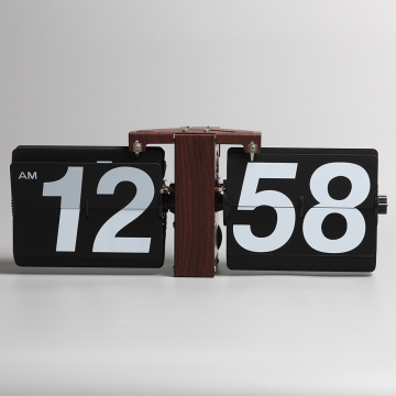 Decorative Great  but Simple Wall Flip Clock