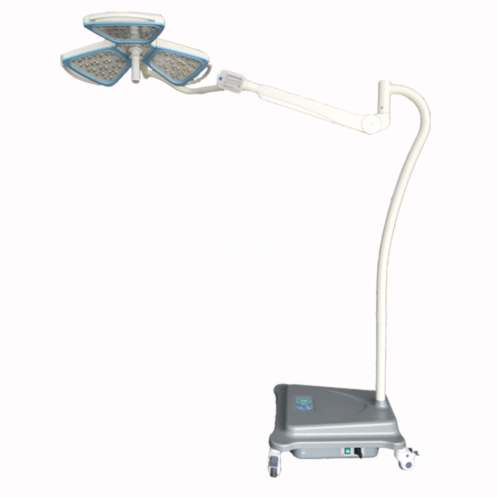 Mobile LED Shadowless Operating Lamps for Surgery
