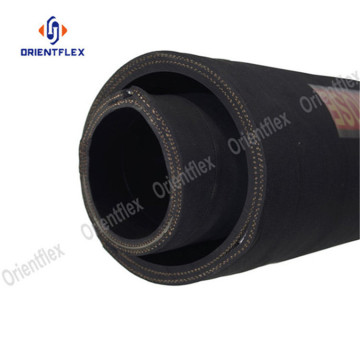 Black diesel delivery rubber hose 20 bar