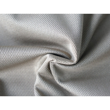 Polyester Knit Fabric For Pique Sport