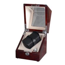 Burl Wood Single Rotor Watch Winder