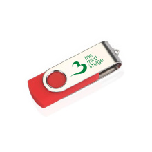 Twister usb flash drive promocional