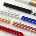 FDA approved telescopic straw case stainless steel