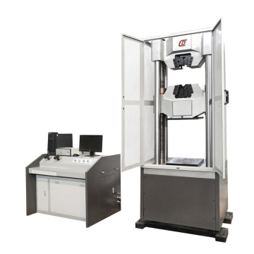 WAW-E Series Tensile Test Machines For Steel Products
