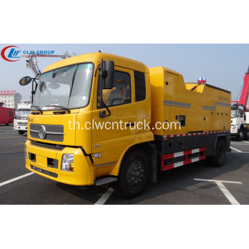 2019 ใหม่ Dongfeng Tianjin Asphalt Road Maintenance Vehicle