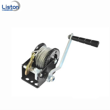 Hand Winch for Lift Poultry Winch with Brake