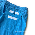 Blue Lightweight Gym Running Men's Training Shorts