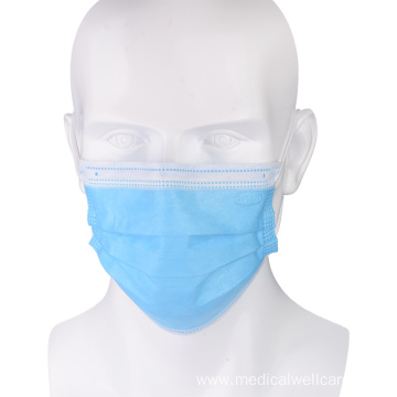 3Ply Earloop Disposable Surgical Face Masks