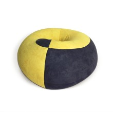 Hearted Shaped Lovely Bean Bag Cover for Indoor