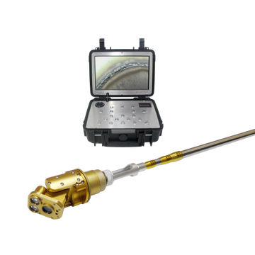 Expansion Telescopic Explosion Proof Inspection Camera