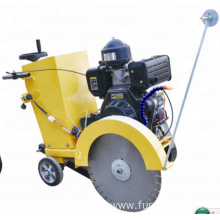 500mm Diameter FURD Diesel Engine Concrete Floor Road Cutter Machine FQG-500C