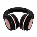 New stylish design headphone stereo bluetooth headset