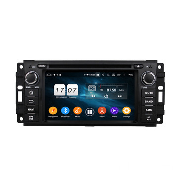 car audio and dvd player for Jeep
