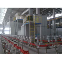Automobile Wheel Equipment for Coating Line