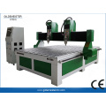 Two Heads CNC Router Machine