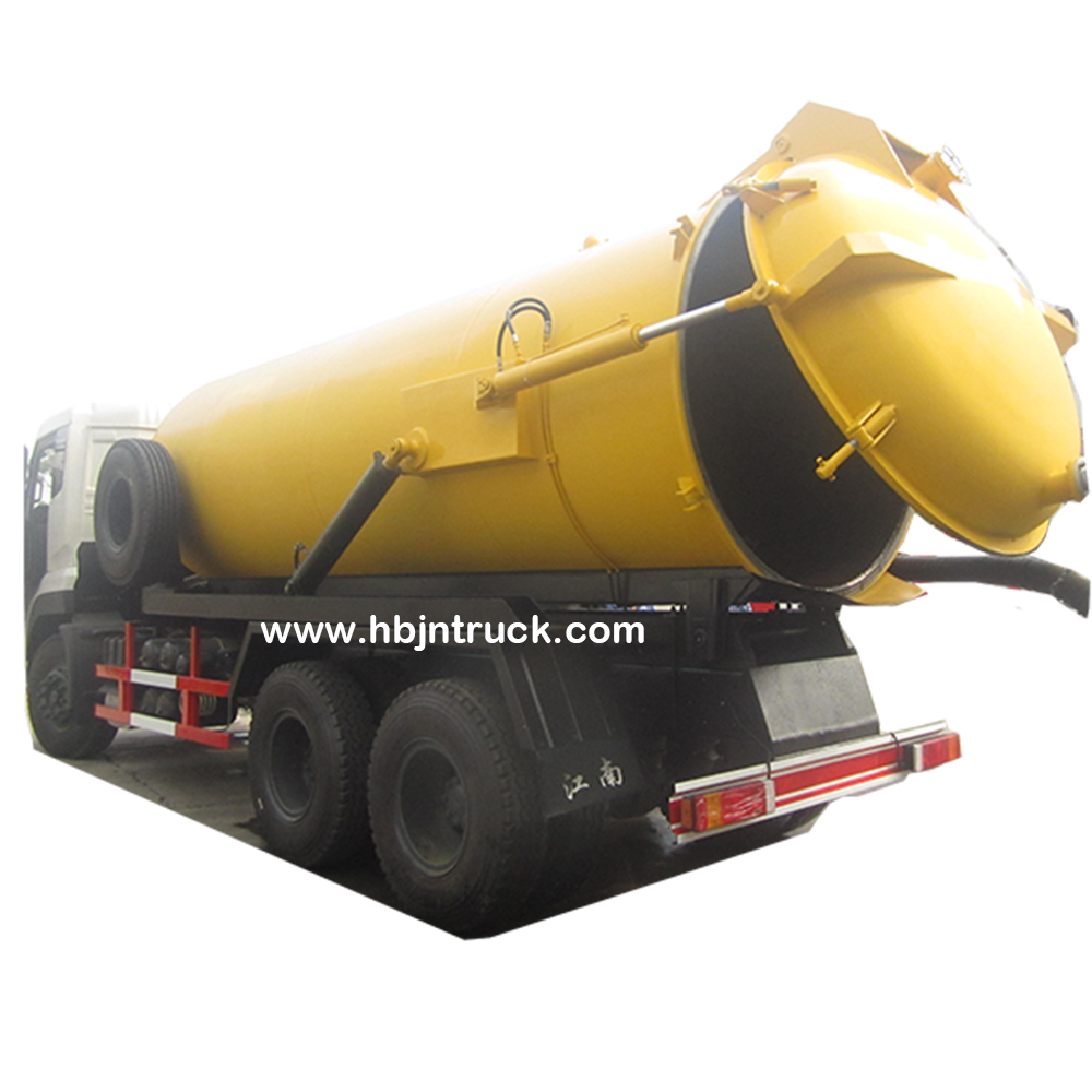 Dongfeng Sewage Suction Truck For Sale