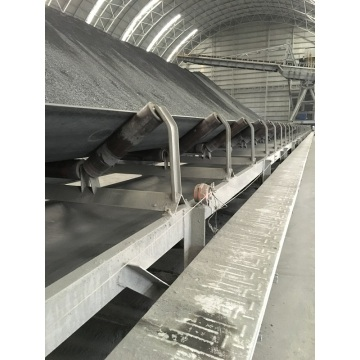 Conveyor belts for coal