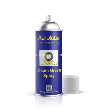 All Weather Lithium Grease Spray