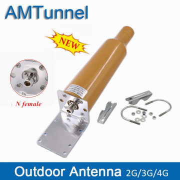 4G Antenna mimo LTE Outdoor antenna 12dBi 3G Reapter Antena WiFi 698-2700MHz GSM N female NEWEST for Mobile Cell Phone Booster