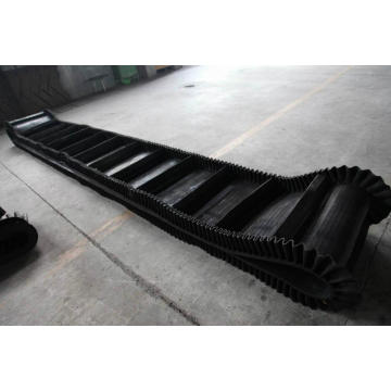 Sidewall Conveyor Belt For Chemical Industry