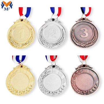 Wholesale custom metal sports medal