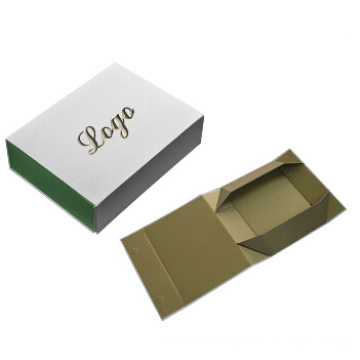 Matt Premium Quality Custom Folding Box with Magnet