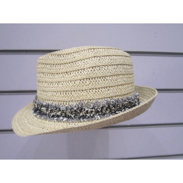 Fine Paper Braid Sun Hats--YJ39