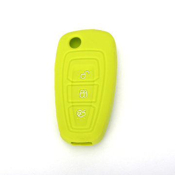 Colorful Ford Focus Silicone Car Key Cover