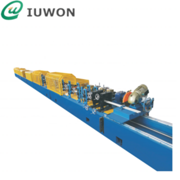 European roll shutters slat forming machine
