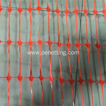 2018 PE Safety Orange Warning Net