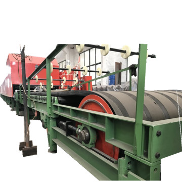 Discontinuous PU sandwich panel machine