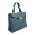 First Layer Cow Leather Women Business OL Handbag