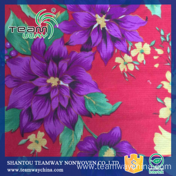 Printed Stitch Bond Nonwoven Fabric 240Cm