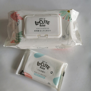 Factory Price Bamboo Babies Wipes for Wholesale