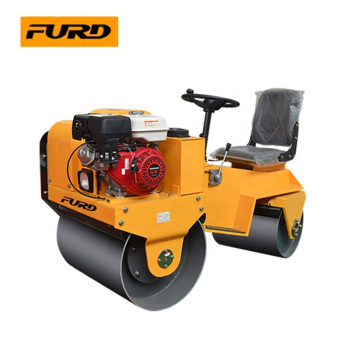 Double Drum Self-propelled Vibratory Road Roller for sale