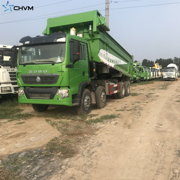 STOCK 6x4 dump truck tipper truck for promotion