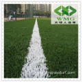 Olive Green Soccer Diamond Monofilament Synthetic Turf