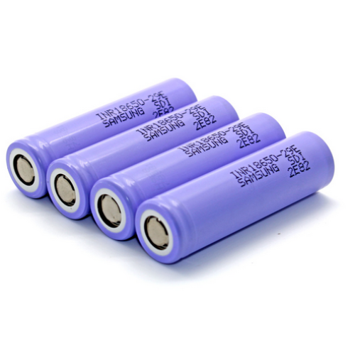 Samsung ICR18650-29E 18650 battery
