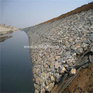 Gabion Wire Mesh Baskets for Breakwater