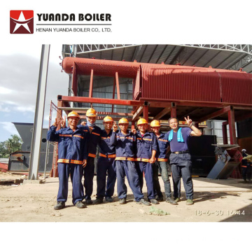 30 ton 1.6 mpa Water Tube Steam Boiler