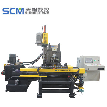 Automatic Ball Move Punching Joint Plates machine