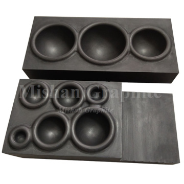 High Purity Material Graphite Die Molds