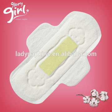 benefits of anion sanitary napkins