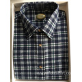 Top Quality Flannel Fabric Business Shirt
