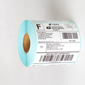 Blank shipping label 4x6 direct thermal barcode labels