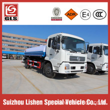 Export 10000L Dongfeng Water Truck 180HP Water Tanker