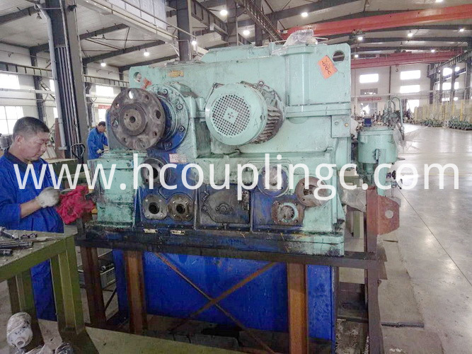 Special Technical Service for Couplings