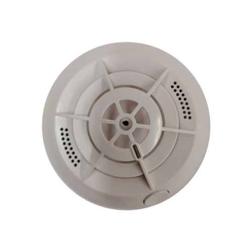 Wireless Heat Detector for Bank
