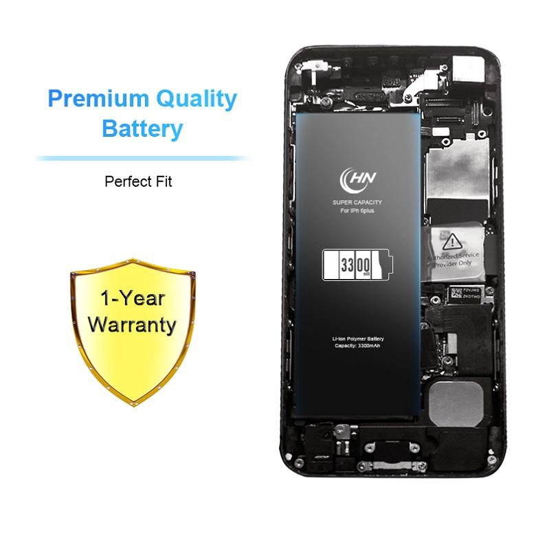 full capacity iphone 6 plus battery