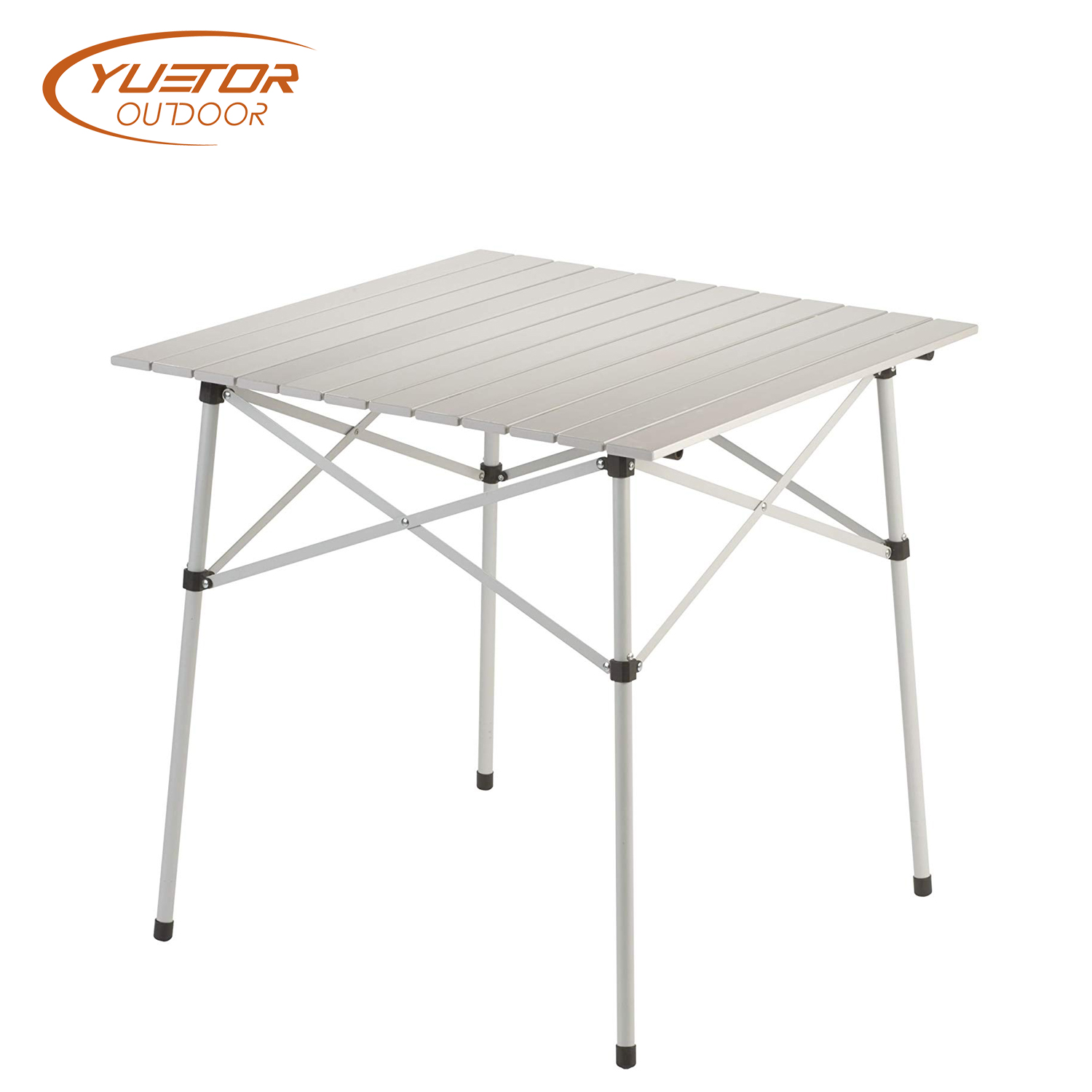Lightweight Portable Road Aluminum Folding Camping Table (2)